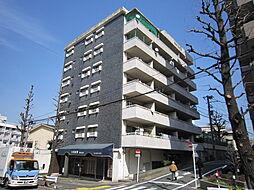 中野サニーパレス[4階]の外観