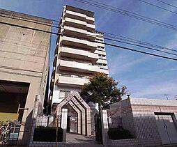 京都府京都市右京区西院六反田町の賃貸マンションの外観