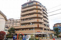 ミッドガルド倉本[7階]の外観
