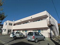 新潟県新潟市東区太平2丁目の賃貸アパートの外観