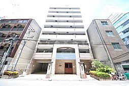 エスリード心斎橋西[4階]の外観