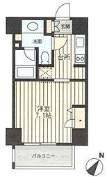 レジディア新横浜[0914号室]の間取り