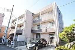 埼玉県越谷市越ケ谷5丁目の賃貸マンションの外観
