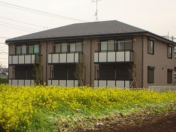 埼玉県ふじみ野市築地1丁目の賃貸アパート