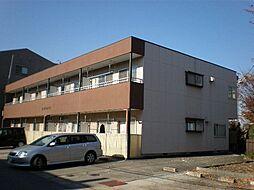 愛知県長久手市氏神前の賃貸アパートの外観