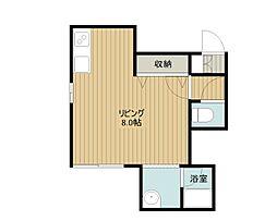 アブニール文京台[2階]の間取り