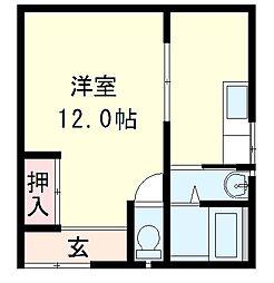 [一戸建] 滋賀県大津市御殿浜 の賃貸【/】の間取り