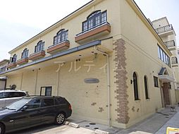 京都府京都市東山区本町14丁目の賃貸マンションの外観