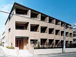 東京都杉並区上荻4の賃貸マンションの外観