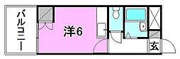 グランシェル12[602 号室号室]の間取り