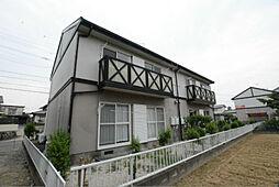 フレグランス和泉 A棟[1階]の外観