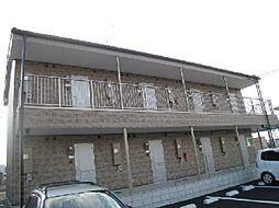 愛知県小牧市堀の内5丁目の賃貸アパートの外観