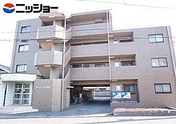 ベルシェール上飯田[2階]の外観
