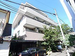 なつめガーデン[4階]の外観