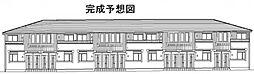 奈良県橿原市小綱町の賃貸アパートの外観
