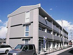 レオパレスビー・ヴィレッジ[2階]の外観