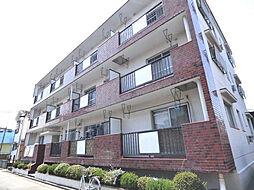 サンハイツ福田[205号室]の外観