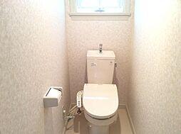 トイレも新品です