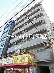 大阪府大阪市港区磯路2の賃貸マンションの外観