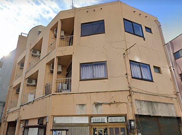 鍵下ビル 2階の賃貸【広島県 / 広島市中区】