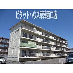 コーポ若竹[305号室]の外観