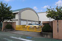 豊橋市立鷹丘小学校(1386m)