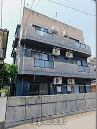 神奈川県相模原市南区南台2丁目の賃貸マンションの外観