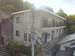 ビューハイツ西棟[2階]の外観