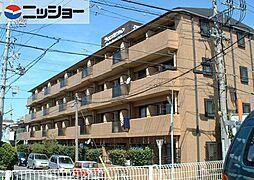 ライオンズマンション名大ウエスト[3階]の外観