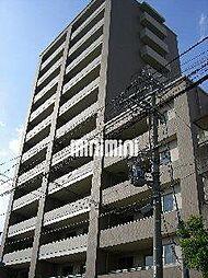 プライムメゾン矢田南[6階]の外観