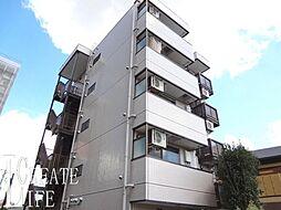 埼玉県さいたま市南区辻3丁目の賃貸マンションの外観