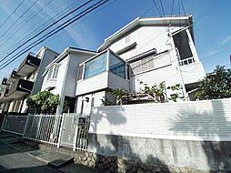 兵庫県神戸市東灘区住吉東町1丁目の賃貸アパートの外観