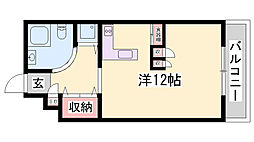 飾磨駅 3.7万円