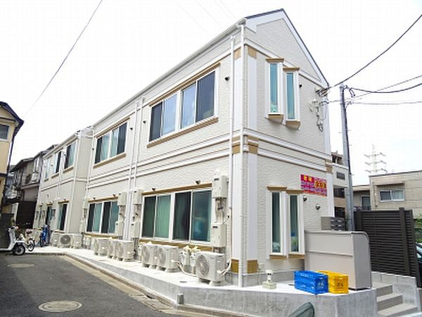 フェリスアンナ 1階の賃貸【東京都 / 杉並区】