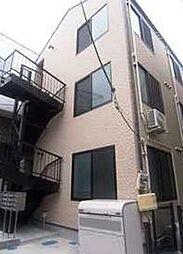 埼玉県さいたま市中央区下落合2丁目の賃貸アパートの外観