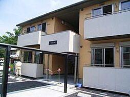 サンシティー本宿II[202号室号室]の外観