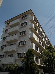 キャニオンヴィラ高桑[3階]の外観