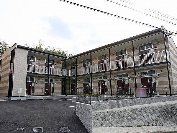 レオパレスビィラ たもん 1階の賃貸【兵庫県 / 神戸市西区】