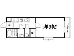 藤森駅 5.9万円