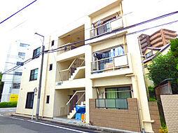 埼玉県蕨市塚越2丁目の賃貸マンションの外観