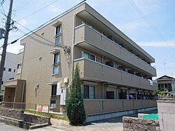 兵庫県尼崎市南塚口町1丁目の賃貸アパートの外観