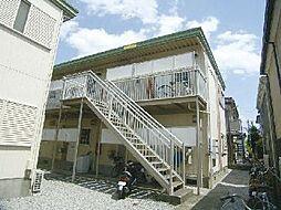 グリーンエステートB棟[1階]の外観