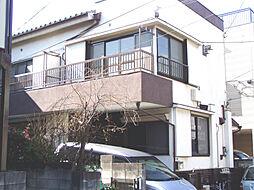 庭田コーポ[2階]の外観
