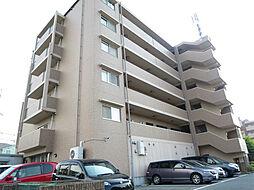ラ・メゾンMSII[3階]の外観