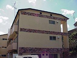 京都府京都市西京区御陵荒木町の賃貸マンションの外観