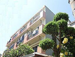 東京都中野区江古田の賃貸マンションの外観