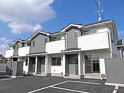 [テラスハウス] 青森県八戸市田向4丁目 の賃貸【/】の外観