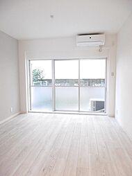 日の出マンション(室内リノベ済)[1階]の外観