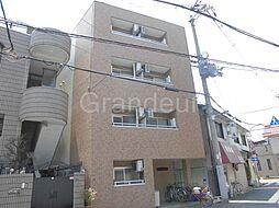 富尾マンション[3階]の外観