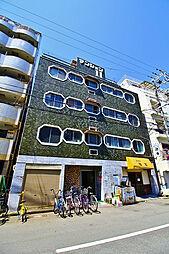 マンション11[4階]の外観